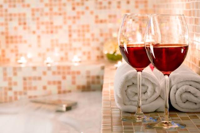 【ボジョレー解禁】残ったワインで簡単ワイン風呂★